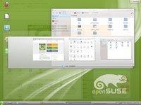 Přepínání aplikací v KDE 4.8