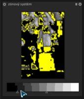 Jemnější doladění jasu snímku a vyvážení dynamického rozsahu