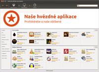 Centrum softwaru pro Ubuntu
