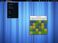"""GNOME 3.4 – """"super menu"""""""