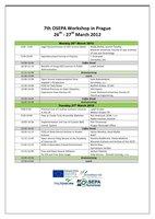 Program workshopu OSEPA