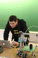 Josef Průša: RepRap 3D printer