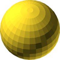 sphere(r = 25);