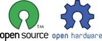 Loga open source a open hardwaru