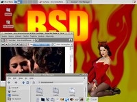 OpenBSD 4.3 s Xfce 4.4