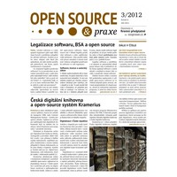 Open source & praxe 3/2012