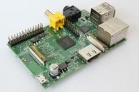 Raspberry Pi v celé své kráse. Autor: Jwrodgers, CC BY-SA 3.0