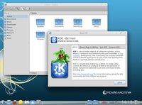 OpenMandriva a KDE 4.10.4