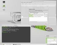 Prostředí Linux Mint