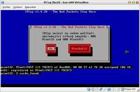 IPCop nalezl dvě síťové karty