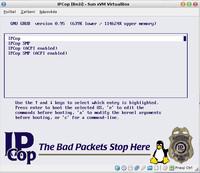 Zavaděč GRUB systému IPCop