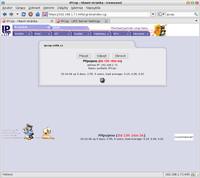 Webové rozhraní IPCopu