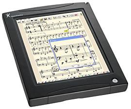 freehand musicpad